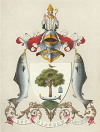 City of Glasgow, Coat of Arms