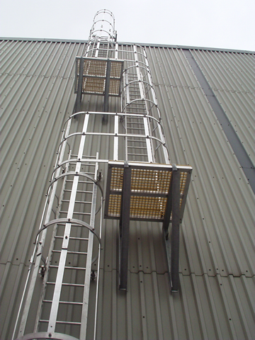 Access Solutions Fixed Ladders