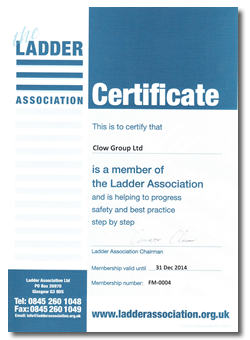 Ladder Association 2016