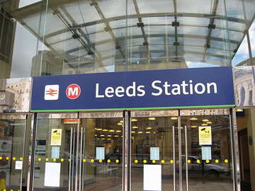 Case Study Roof Access System Leeds Railway Station