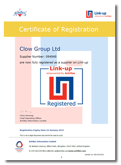 Link-up Certification