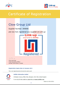 Link-Up Certification - Ladders
