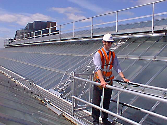 Clow Group Ltd Safety Track Systems Access Equipment