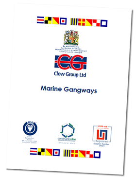 Clow Marine Gangways Catalogue