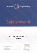 Scottish Engineering - Safety Award