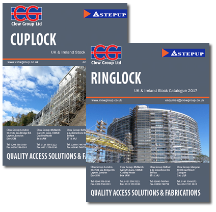 System Scaffold: Ringlock Cuplock Catalogues